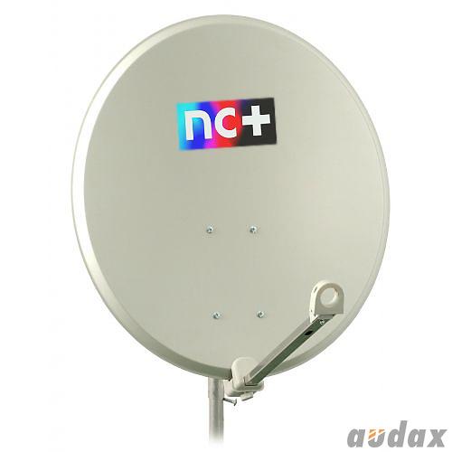 Image: Częstotliwości kanałów  pakietu nc+